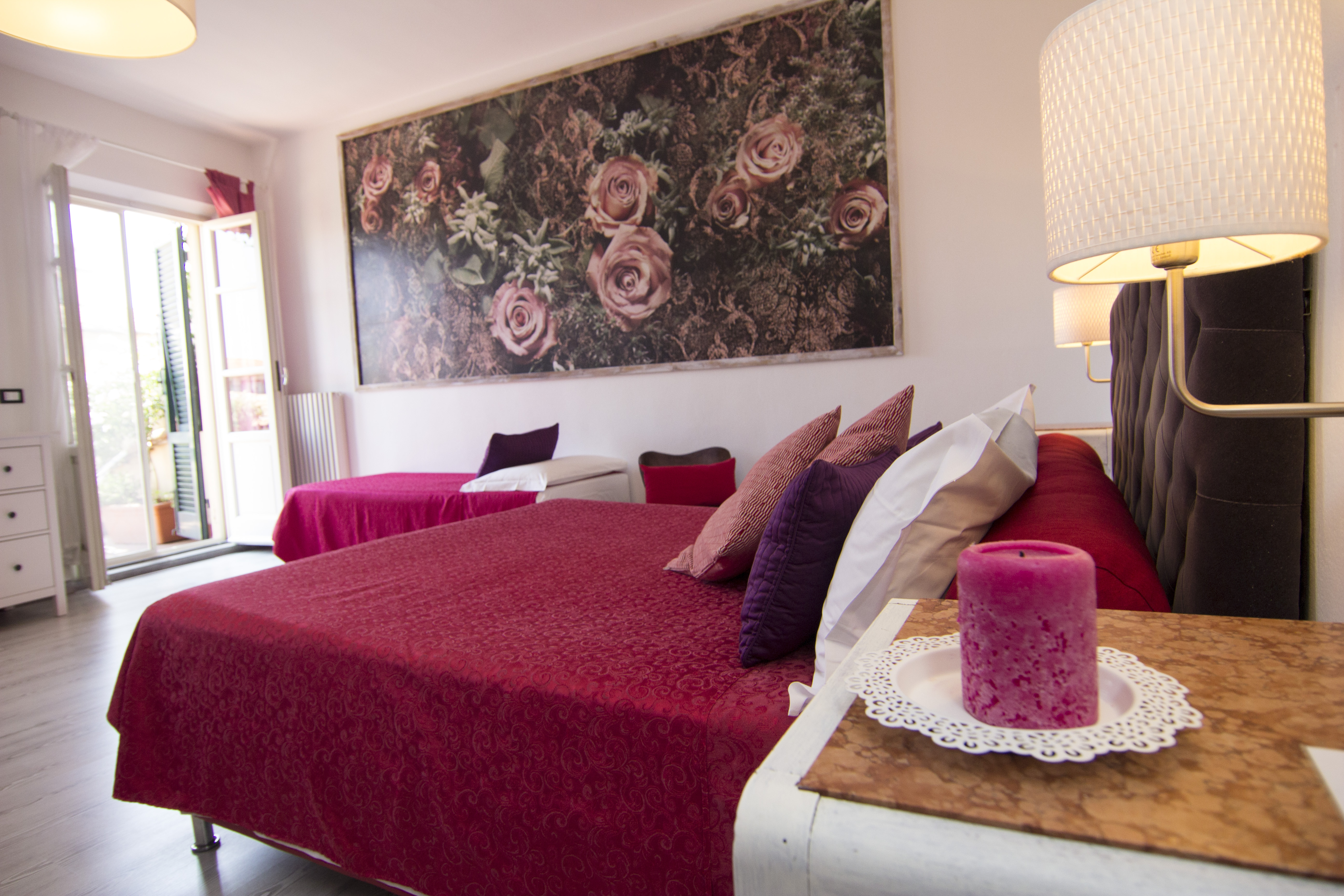 Bed & Breakfast 7Rooms Pisa - Suite Torre
